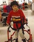 残疾儿童康复路上