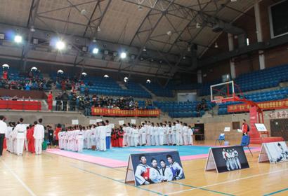 跆拳道校园普及推广活动