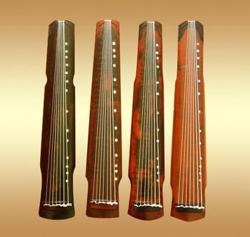名扬四海的四大名琴成为历史的陈迹