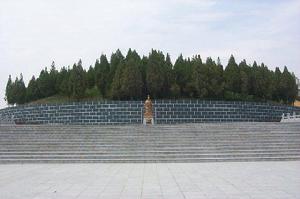 微山张良墓