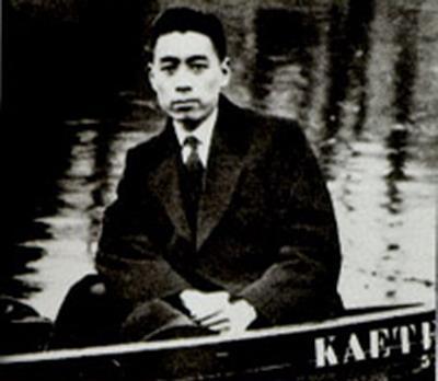 1922年,周恩来在柏林寻求救国之道