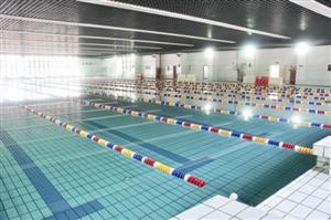 恒温恒湿游泳池