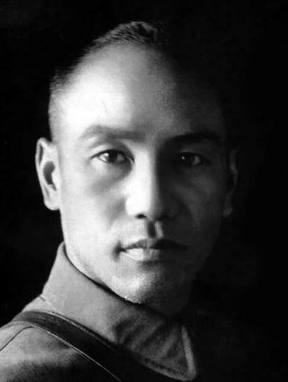青年蒋介石