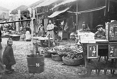 民国初年的市场