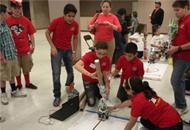 内蒙古选手国际青少年机器人大赛载誉而归