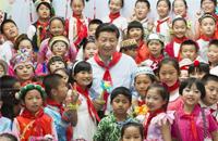 """""""红领巾相约中国梦""""交流体验活动在北京举办"""