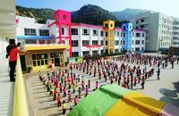 北京建城乡一体化学校:点燃京郊农家孩子梦想