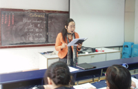 """上海创新培训机制让见习教师成为""""讲台大侠"""""""