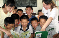 河北百万名大学师生奔赴千乡万村开展实践活动