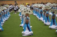 容城举办中华经典诵读大型展演活动
