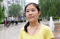 """河北省2013高考文科状元于潇:学习诀窍是""""三勤一不"""""""