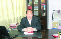 杭锦旗中学校长高建忠:文化强校是文化强国的基石
