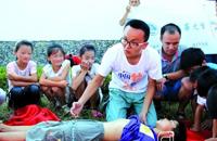 上海海事大学李杰:勇救落水儿童 参与回乡支教