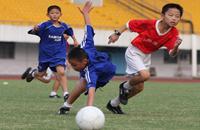 湖南省首届校园足球夏令营在长沙开营