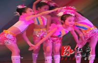 青少年宫《美妞妞》代表湖南省入选全国校园文化艺术节