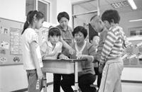 东丽区明强特殊教育学校教师贯建敏:用爱书写特教事业明天