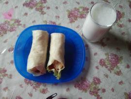 美味快捷的学生早餐