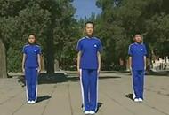 《雏鹰展翅》武术健身操