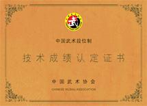 全国武术段位制年会在京召开