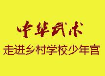 """关于做好""""中华武术走进乡村学校少年宫"""" 试点学校师资培训工作的通知"""