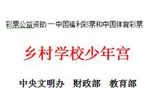 2013年中央专项彩票公益金支持乡村学校少年宫项目名单
