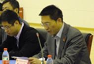河北省体育局李东奇副局长致欢迎词
