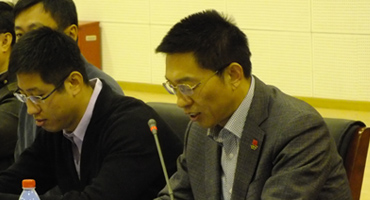 河北省体育局副局长李东奇致欢迎词