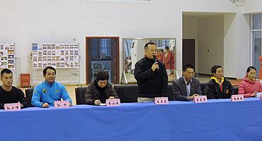 河北省试点学校武术辅导员培训活动圆满落幕