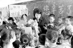 中国教育电视台-广西试点培训乡村艺术教师