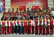 宁夏体育运动学校团委开展五四青年节主题团日活动