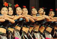 贵州黎平县开展民族文化进校园专题演出活动