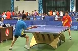 全国青少年乒乓球比赛在长治落下帷幕