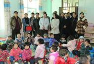 渭南市学前教育三年行动计划现场推进会在白水县召开