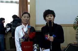 优秀教师代表卓玛措接受专访