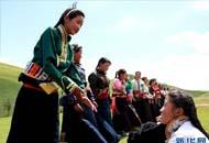 探访青海拉加草原女子学校