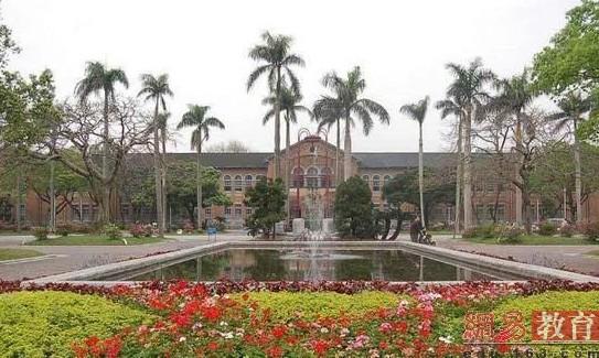 台湾高校校园一览