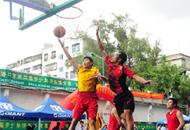 海口第二届青少年街头三人篮球赛圆满落幕