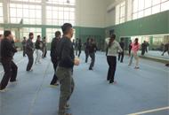 武术操教学实践(小学组)
