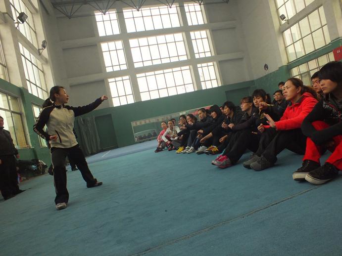 长拳段位教学方法教学