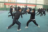 长拳段位对练训练
