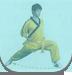 趣味武术 二级 基本技术 左右弓步