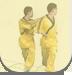 趣味武术 三级趣味练习 左右插步