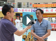 吉林省教育厅体卫艺处处长刘强采访