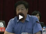 国家教育部副总督学、中国教育学会体育分会会长杨贵仁讲话