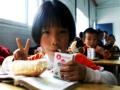 """300余学生吃营养餐不适:""""免费福利""""沉甸甸"""