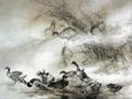 中国画的传统创作与创新