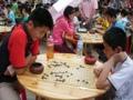 上海青少年十项系列赛—围棋比赛在塘桥举行