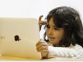 电子产品逐渐走俏:儿童爱不释手存教育隐患