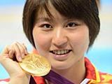 200米蝶泳:焦刘洋破奥运纪录夺冠得第17金