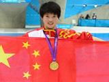 女子10米台陈若琳成功卫冕 胡亚丹两失误获第九